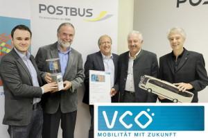 VCÖ Mobilitätspreis Kärnten 2013